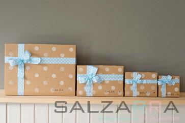 Подаръци в синьо - 1