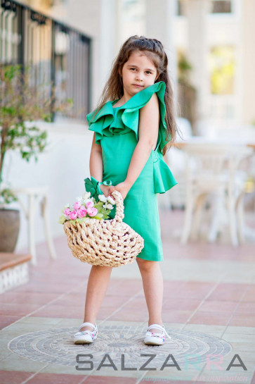 """Детска рокля """"Горска приказка за Ани"""" - 1"""