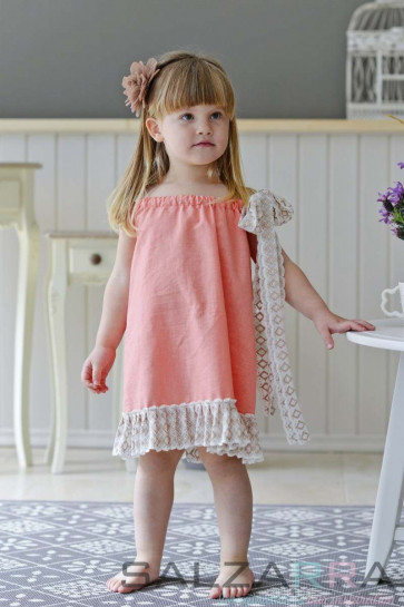 """Детска рокля """"Нежната Елза"""""""
