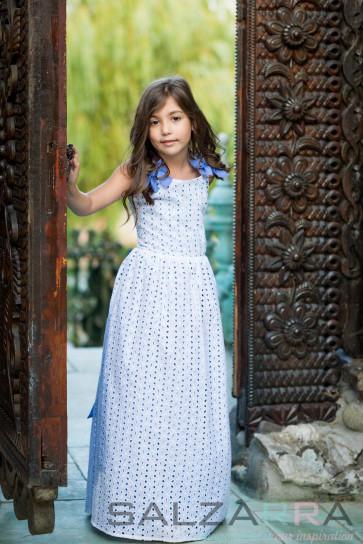"""Детска рокля """"Романтичната Серина"""" - 1"""