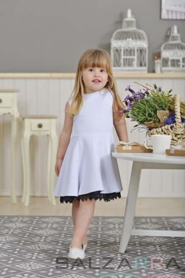 """Детска рокля """"Феята на камбанките"""""""