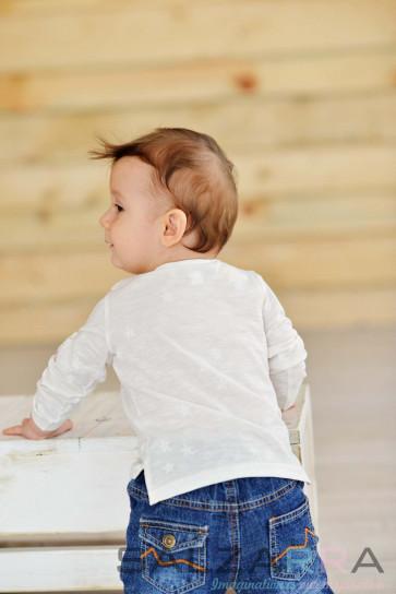 """Детска блуза """"Звезден път"""" 1"""