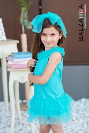 "Детска рокля ""ИРИС"" 1"