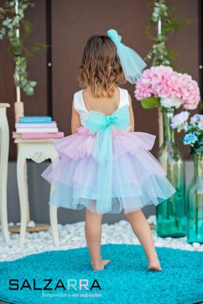 "Детска рокля ""ФЛОРА"" 1"