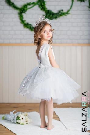 """Детска рокля """"ЖУЛИЕТА"""" 1"""