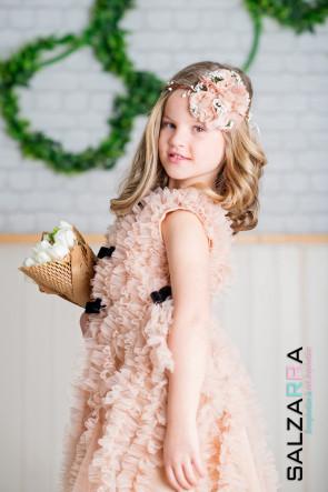 """Детска рокля """"АРЖЕНТИНА"""" 1"""