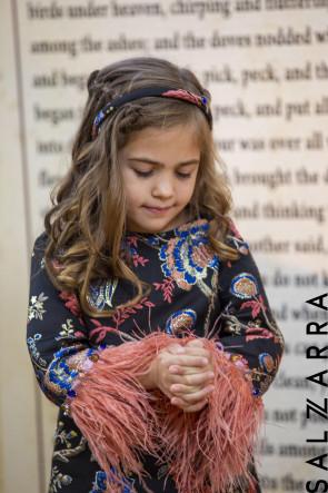 """Детска рокля """"АЛЕГРА"""" 6"""