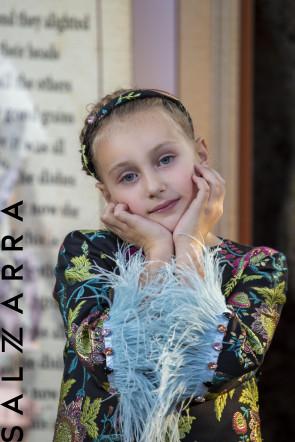 """Детска рокля """"ВИВИАН"""" 4"""