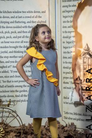 """Детска рокля """"МЕЛАНИ"""" 2"""