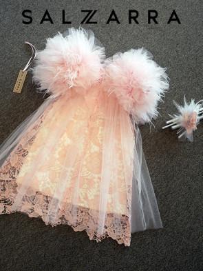 """Детска рокля """"ПРИНЦЕСА"""" 1"""