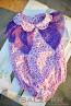 "Bodysuit ""Lavender Summer"""