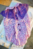 "Bodysuit ""Lavender Summer"" - 2"