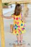 """Girl dress """"Summer Magic"""" 1"""