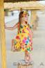 """Girl dress """"Summer Magic"""" 2"""