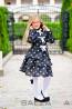 """Girl Jacket """"Velvet Warmth"""" - 4"""