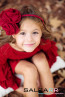 "Girl dress ""Flamenco"" 2"