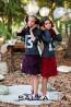 "Girl tunic ""No. 13"" aborigine 2"
