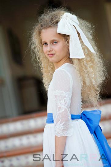 "Детска рокля ""Елф в красива дантела"""