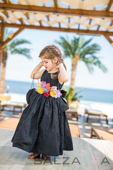 """Детска рокля """"Приказни цветя"""" 3"""