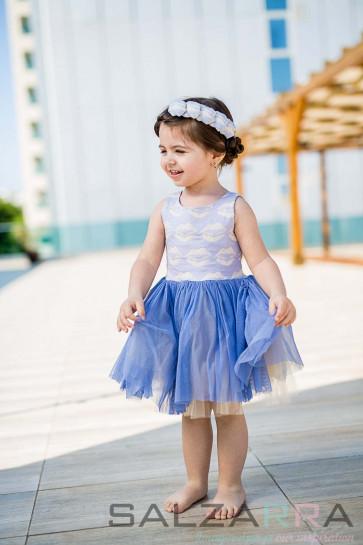 "Детска рокля ""Целувки за Евва"""