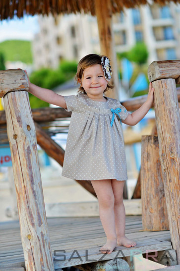 """Детска рокля """"Мими"""""""