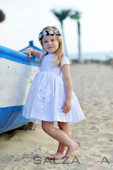 "Детска рокля ""Палома"" 2"