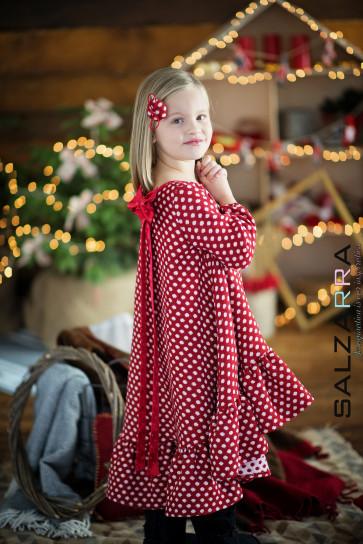 "Детска рокля ""АЛЕНА КРАСОТА"" 2"