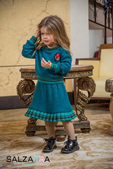 """Детски Сет """"МАЛАХИТ""""- блуза 4"""