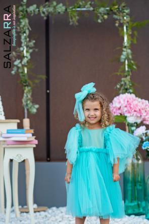 "Детска рокля ""СЕЛЕНА"" 5"