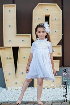 "Детска рокля ""БЯЛА МАРГАРИТКА"" 2"