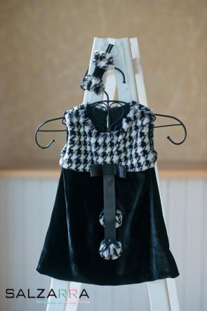 "Детска рокля ""ГАБРИЕЛА"" 1"