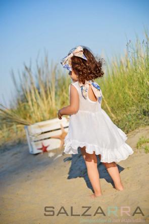 """Детска рокля с гащички """"МАРГАРИТКИ ЗА ДЕЙЗИ"""""""