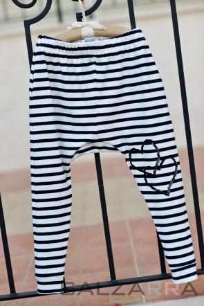 """Детски панталон """"Веселата зебра"""" - 1"""