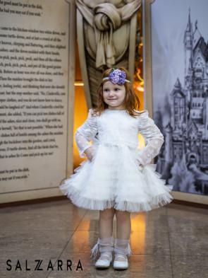 "Детски аксесоар за коса ""ЛЮЛЯКОВА ПЕРЛА"" 1"