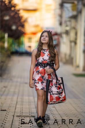 """Детска рокля """"СБЪДНАТ СЪН"""" 15"""