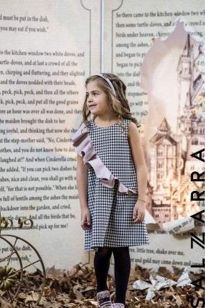 """Детска рокля """"СИЯНИЕ"""" 2"""