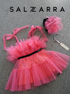"""Детска рокля """"БАЛЕРИНА"""" 4"""