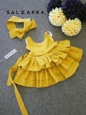 """Детска рокля """"ОХРА"""" 1"""