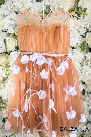 "Луксозна детска рокля ""CANNES"" 2"
