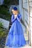 """Детска рокля """"Синята рокля на Джени"""" - 3"""