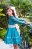 """Детска рокля """"Мечтата на Алиса"""" - 6"""