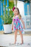 """Детска рокля """"Летни рози"""" 1"""