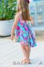 """Детска рокля """"Летни рози"""" 3"""