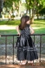 """Детска рокля """"Нощта на принцеса Лиана"""" - 2"""