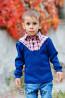"""Детска риза-суичър """"Ваканция на село"""" - 3"""