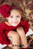 """Детска рокля """"Фламенко"""" - 5"""