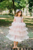 "Луксозна детска рокля ""ЛОЛИТА"" 6"