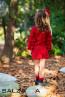 """Детска рокля """"Фламенко"""" - 6"""