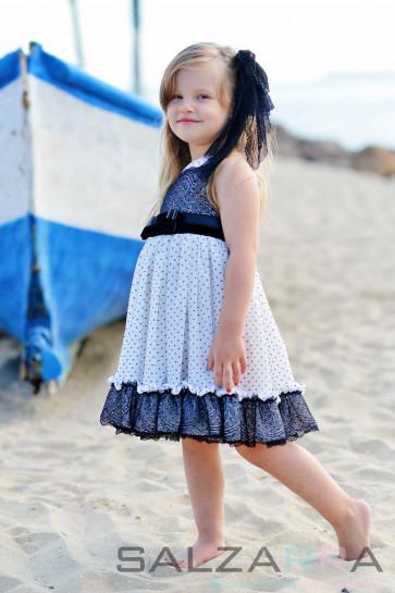 """Детска рокля """"Корасон"""""""